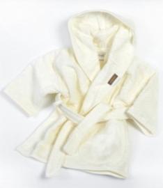Baby badjas met borduring