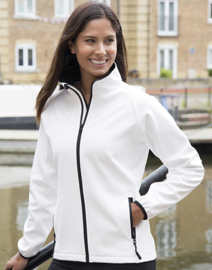 Softshell jacket dames