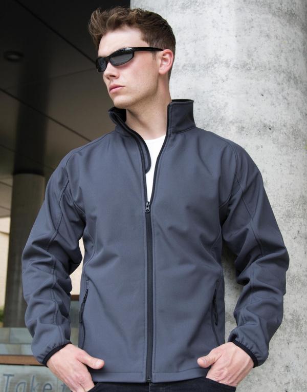 Softshell jacket heren
