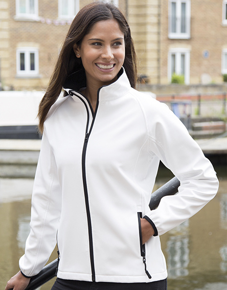 Softshell jacket dames