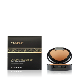 CC Minerals SPF 30 3-in-1 Velvet Finish