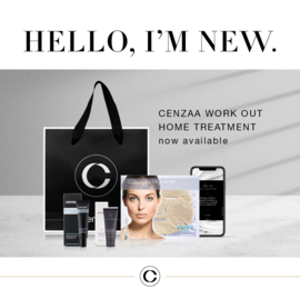 Cenzaa Work-Out Home Treatment Set