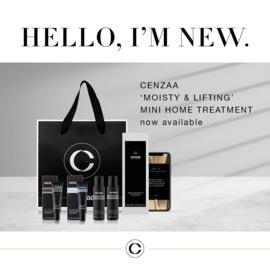 Cenzaa Moisty & Lifting Mini Home Treatment Set