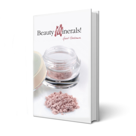 Boek Beauty Minerals by Greet Hoedeman