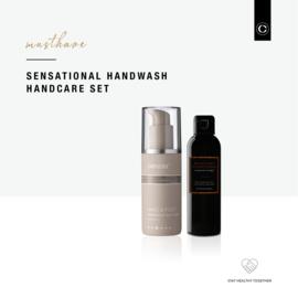 Sensation Handwash Handcare Set