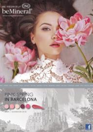 Pink Spring in Barcelona