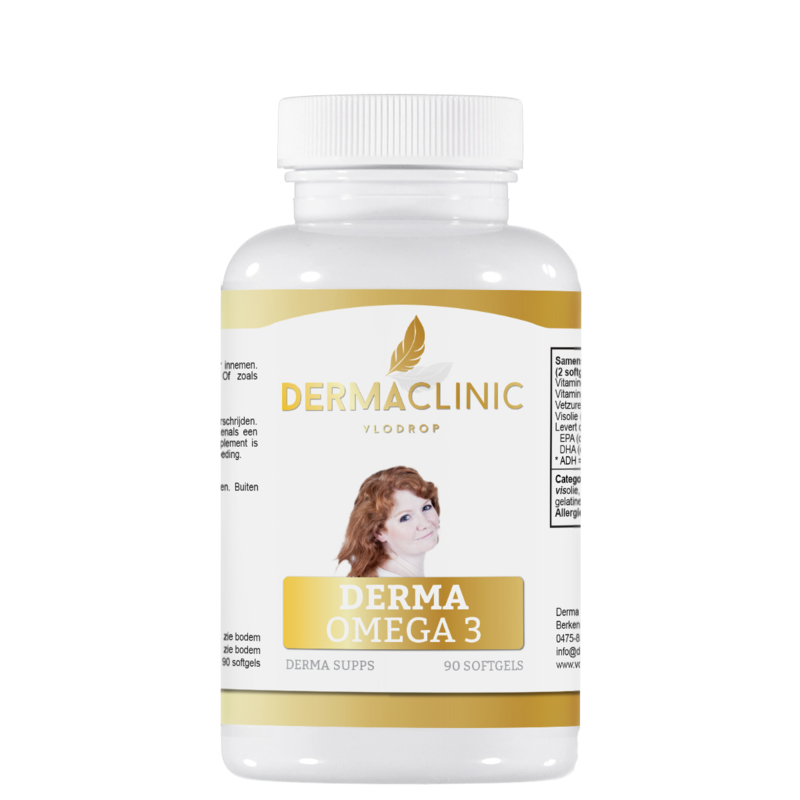 Derma Omega 3