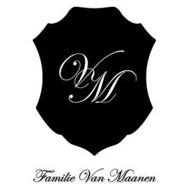 Naamsticker Family Crest