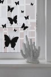 Raamstickers Butterfly Set