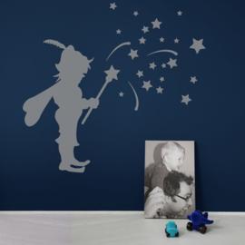 Interieursticker Fairy Boy