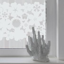 Raamsticker Florets XL