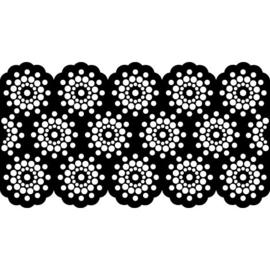 Raamsticker Dots