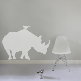 Interieursticker Rhino