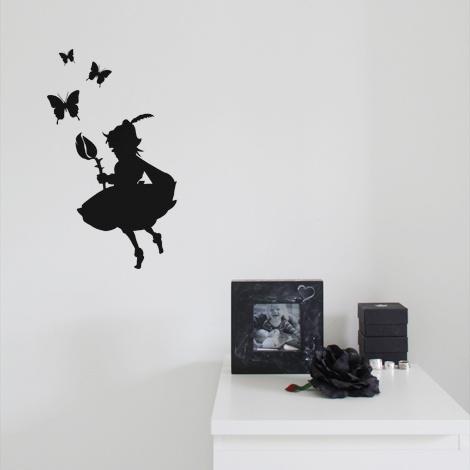 Interieursticker Fairy Girl