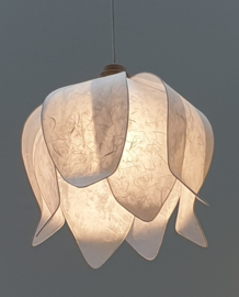 Tulp Hanglamp (pendant lamp)- kleur(colour): wit/white