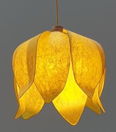 Tulip Hanglamp - geel