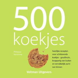500 koekjes - Phillipa Vanstone