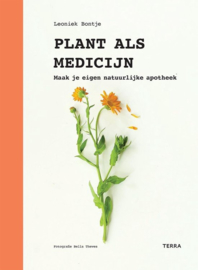 Plant als medicijn - Leoniek Bontje