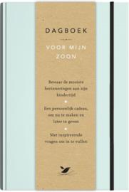 Dagboek voor mijn zoon - Elma van Vliet