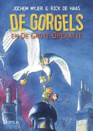 De Gorgels en de grote operatie - Jochem Myjer