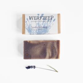 Lavendelzeep - Werfzeep