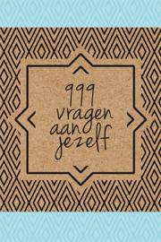 999 vragen aan jezelf - Invuldagboek