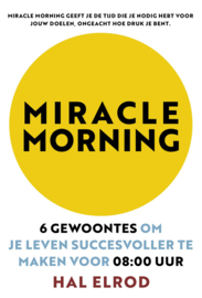 Miracle Morning  | Hal Elrod
