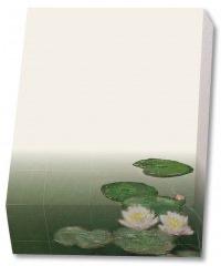 Memo blocnote - Waterlelies | Claude Monet