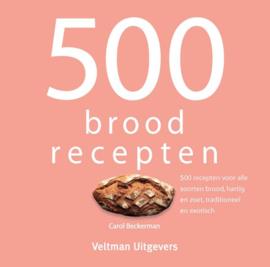 500 broodrecepten - Carol Beckerman