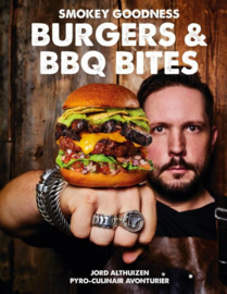 Smokey Goodness. Burgers & BBQ bites - Jord Althuizen