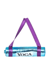 Yoga Mat Shaped Bauble | Sass & Belle