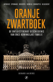 Oranje Zwartboek - Gerard Aalders