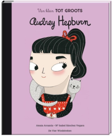 Audrey Hepburn | Van kleins tot groots - Maria Isabel Sánchez Vegara