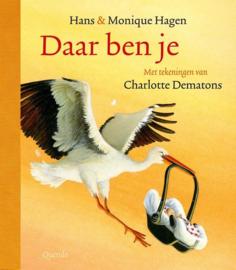 Daar ben je! - Hans Hagen & Charlotte Dematons