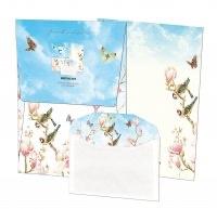 Janneke Brinkman | Magnolia briefpapier met enveloppen