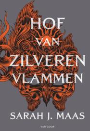 Hof van Zilveren Vlammen, Hof van Doorns en Rozen 4 | Sarah J. Maas