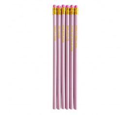 Pretty in Pink | Pencil Set - Studio Stationery