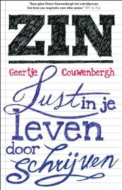 Zin, lust in je leven door schrijven - Geertje Couwenberg