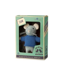 Het Muizenhuis: Pluche Sam | 13 cm | 0+