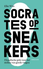 Socrates op sneakers - Elke Wiss