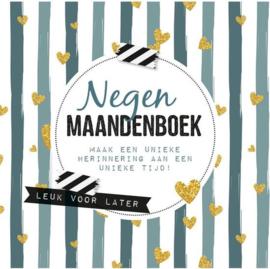 Negen maandenboek - Ester Kerkhoff