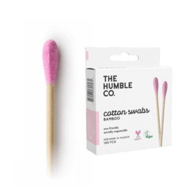 Cotton swabs | Roze  - The Humble Co.