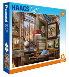 Puzzel Haags Café | 1000 stukjes