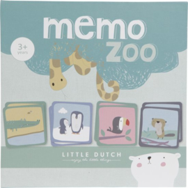 Memo(ry) Zoo - Little Dutch