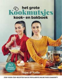 Het grote Kookmutsjes kook- en bakboek - Najat & Nadia Yachou