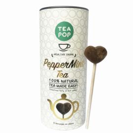 Peppermint Tea Sticks - Tea-Pop