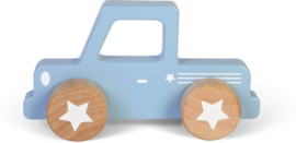 Little Dutch Houten Pick-Up Blauw