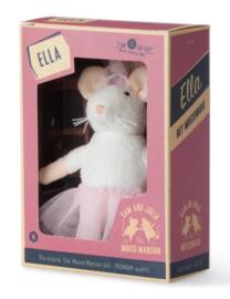 Het Muizenhuis: Pluche Ella | 13 cm | 0+