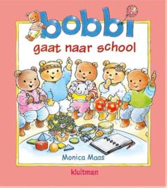 Bobbi gaat naar school - Monica Maas
