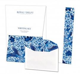 Royal Delft briefpapier met enveloppen - Bekking & Blitz